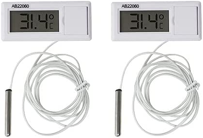 new arrival SP Bel-Art, H-B DURAC Calibrated Electronic Thermometer with Waterproof Sensor; -50/200C online sale (-58/392F) (B60900-2700) outlet online sale (2) outlet online sale