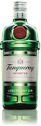 Tanqueray London Dry Gin, 0.7l