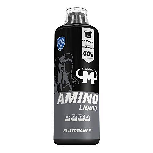 Mammut Amino Liquid, 1L Flasche (5er Pack)