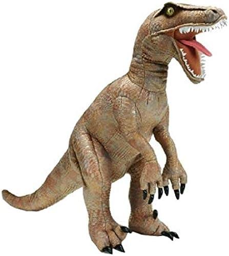 Dinosaurus 80 x 48 cm braun