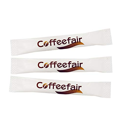Coffeefair Zuckersticks Weiß 1000 x 4g Zucker, Portionszucker