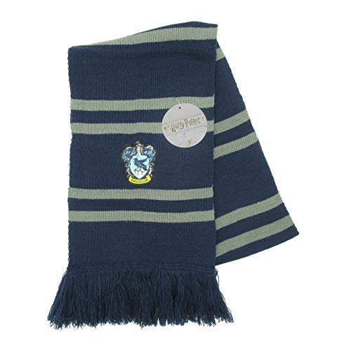 Harry Potter Schal RAVENCLAW Ultra Weiches - 100% Original WARNER BROS