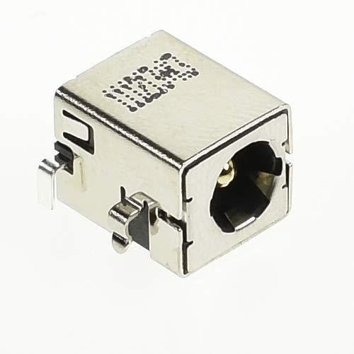 LPUK Puerto de carga de repuesto compatible con ASUS N75F, N75S, T101MT,...
