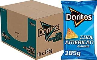 Doritos X Playstation 5 Tortilla Chips Cool American, Doos 10 Stuks X 185 G