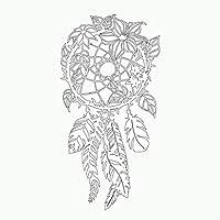 KaMan-Co 金属切削ダイスドリームキャッチャーステンシル手作り工芸紙カードDIY