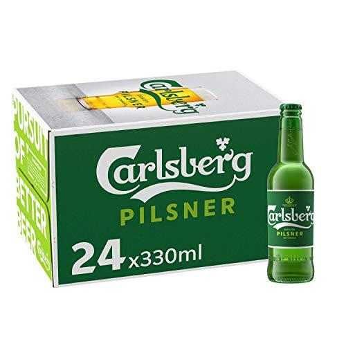 vinoteca 28 botellas de la marca CARLSBERG
