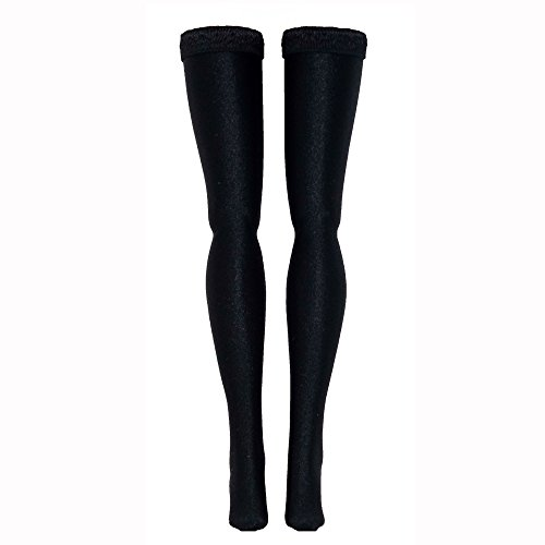 Black Doll Stockings for Ever After and Monster High dolls - all sizes