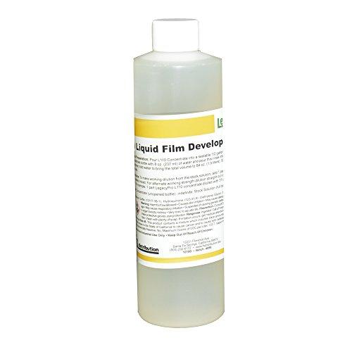 LegacyPro L110 Black & White Liquid Film Developer, 1 Pint (Makes 2 Gallons)