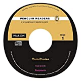Tom Cruise CD Pack (Book & CD) (Pearson English Graded Readers)
