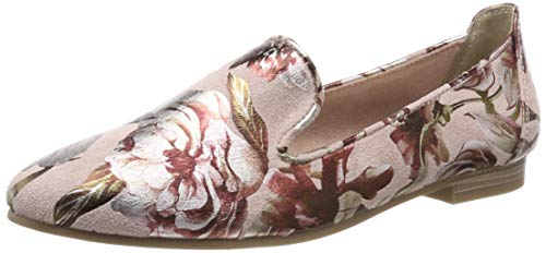 MARCO TOZZI Damen 2-2-24234-32 Slipper, Pink (Rose Flower 584), 39 EU