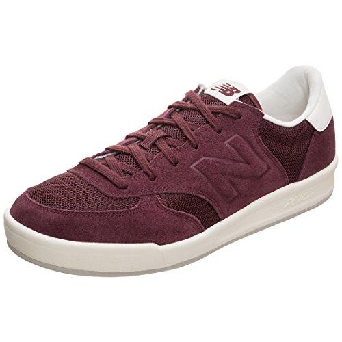 New Balance Unisex-Erwachsene CRT300-EF-D Sneaker, Schwarz, 40.5 EU