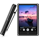MP3 Player, 16GB MP3 Player with Bluetooth 4.2, 2'' HD Touch Screen, Portable Bluetooth MP3 MP4 Music Player with FM Radio, Recording, Pedometer, HiFi Lossless Sound, Support up to 128 GB Expansion…