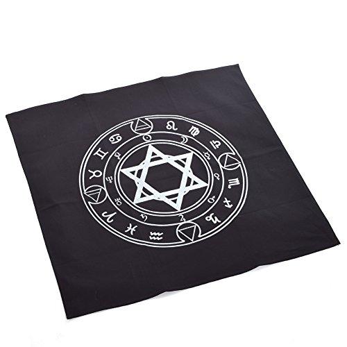 blessume Altar Tarot mantel negro