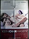 Keinohrhasen - Til Schweiger - Nora Tschirner - Videoposter