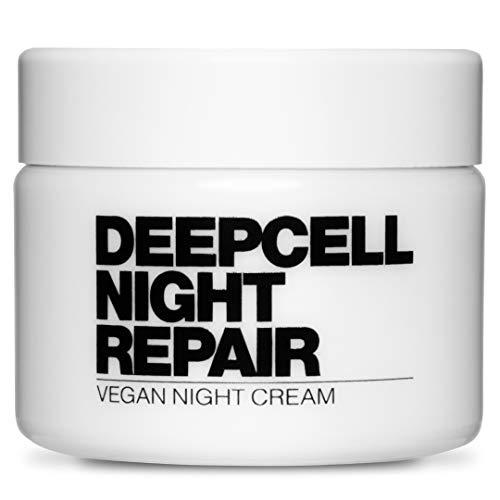 NEU: Deepcell Night Repair - VERONA POOTH x PHC - Nachtcreme - mit SEHR GUT bewertet - bewiesener Anti Aging Effekt für Gesicht, Haut & Feuchtigkeit - Vegan für Frauen + Männer
