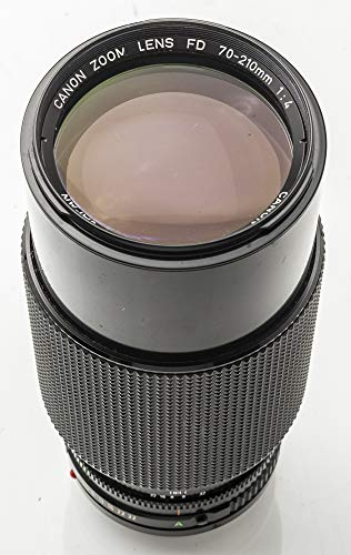 Canon FD 70-210mm f/4.0 Zoom Lens