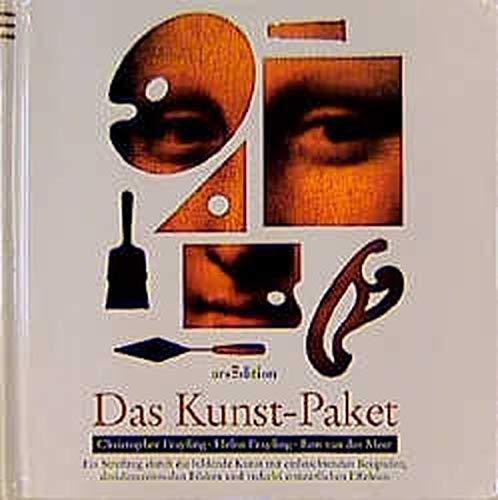 Das Kunst-Paket. Ein Streifzug durch die bildende Kunst mit einleuchtenden Beispielen, dreidimensionalen Bildern und vielerlei erstaunlichen Effekten