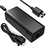 xbox 360 slim power supply 220v - Xbox 360 Slim Power Supply, YCCSKY AC Adapter Power Supply Brick Charger with Cable for Xbox 360 Slim