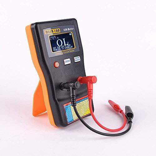 Best Price ZYL-YL MESR-100 ESR Capacitance Meter Ohm Meter Professional Measuring Capacitance Resist...