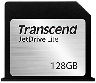 Transcend 128GB JetDrive Lite 130 Storage Expansion Card for 13-Inch MacBook Air (TS128GJDL130) (Size:128GB) by Transcend ...