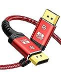 DisplayPort Cable,Snowkids 4k DP...