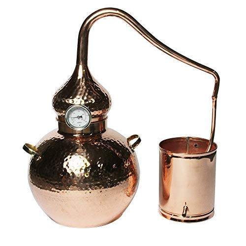 5 Gallon Copper Alembic Still