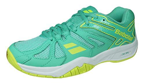 Babolat Chaussures de Badminton Femme Shadow Team Femme 31s1612 verte-37