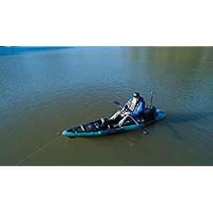 Wilderness Systems Atak 140   Sit on Top Fishing Kayak   Premium Angler Kayak   14'   Sonar