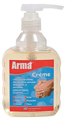 Crème nettoyante d'atelier pour les mains - 5 L