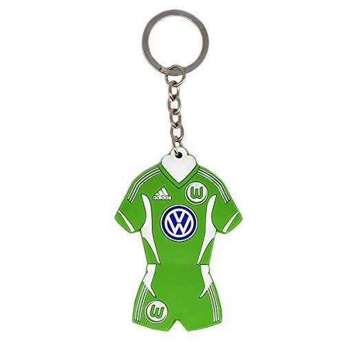 VfL Wolfsburg - Schlüsselanhänger in Trikotform - ca. 7 cm