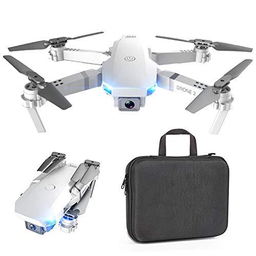 RC Quadcopter Drohne,Folding Tragbares Drohnen-HD 4k Luftbildfotografie Ferngesteuerte Flugzeuge