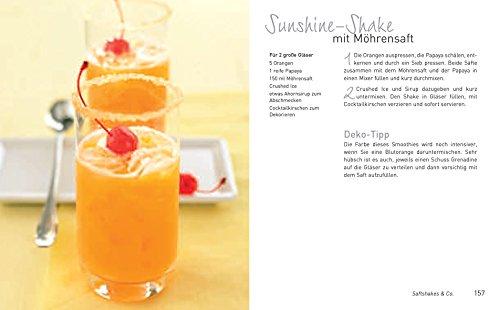 Smoothies, Shakes & Co. (Minikochbuch): Fruchtig, cremig und voller Vitamine (Minikochbuch Relaunch) Minikochbuch Relaunch - 4