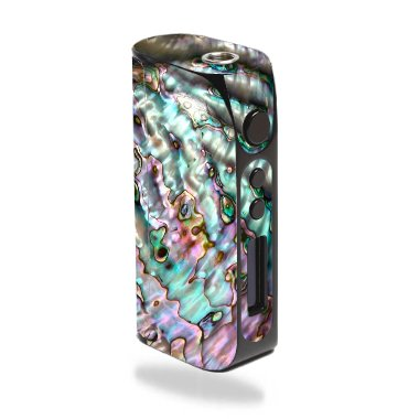 Decal Sticker Skin WRAP Abalone Shell Image for Pioneer4You iPV D3 80W