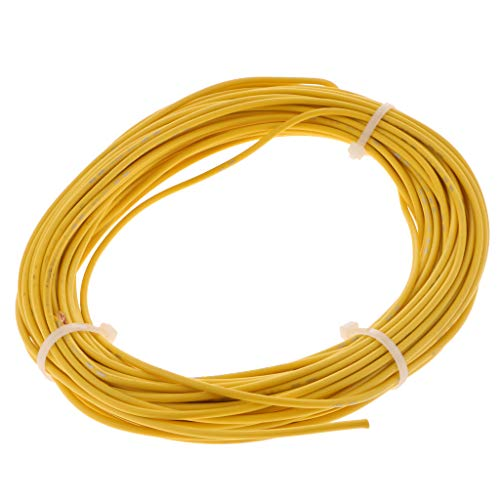 10m Coil 1mm/² BMF DIRECT Automotive 12V 24V 2 Core TWIN Flat Thinwall RED//BLACK Stranded Auto Cable Wire Wiring Loom 16.5 Amp