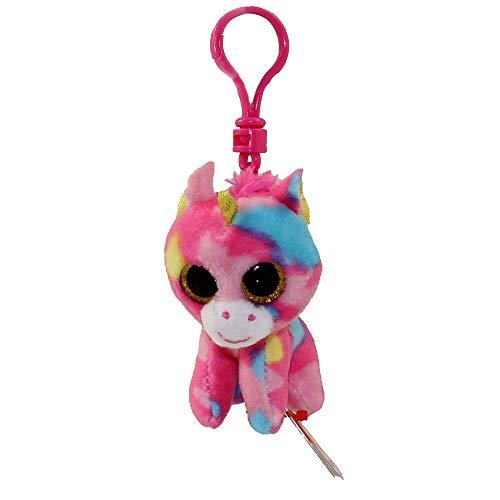 Ty - TY36619 - Beanie Boo's - Porte-clés Magic La Licorne