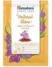 Himalaya Saffron and Vitamin C Sheet Mask - Pack of 1