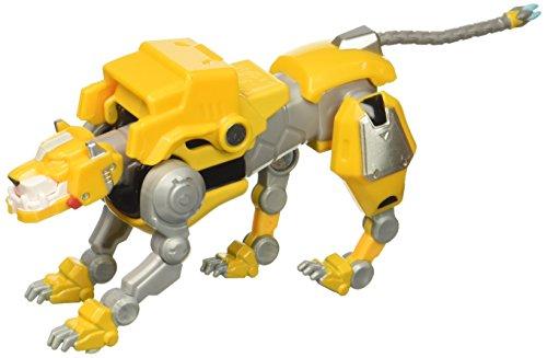 Voltron Yellow Lion Die Cast Figure