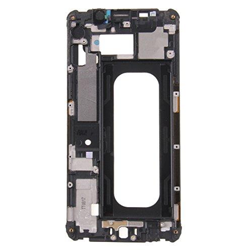 O-OBDO Carcasa frontal con marco LCD para Galaxy S6 Edge+ / G928 recambio para teléfono móvil
