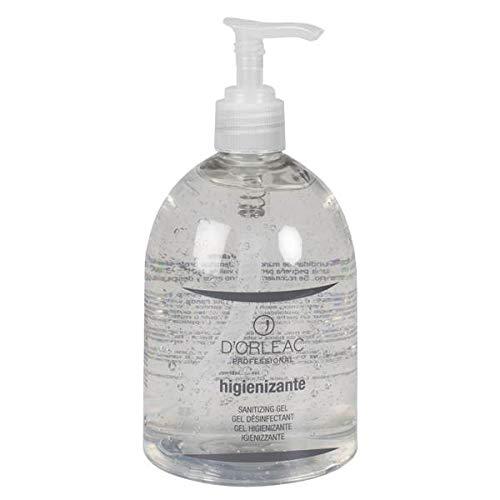 D'orleac Dorleac Gel Higienizante 500 Ml (Xh1250025) 150 g