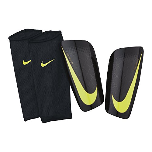 Nike Mercurial Lite [BLACK/BLACK/VOLT] (L)
