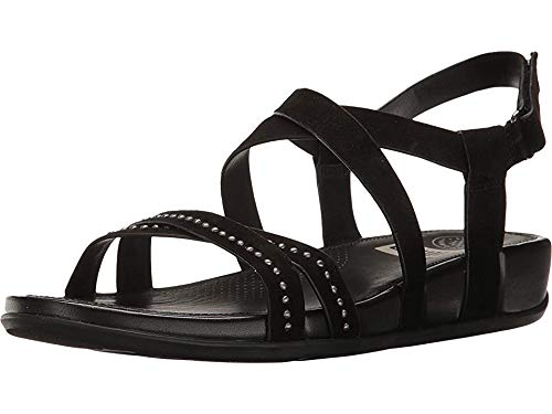 Top 10 best selling list for flat black criss cross shoes