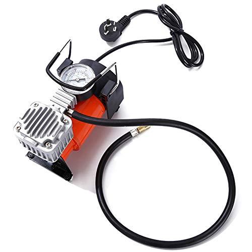 LYY elektrische balpomp, mini-slang, 220 V, snelle elektrische pomp voor voetbal, basketbal, volleybal etc.