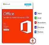 Microsoft Office Famille et Petite Entreprise 2016 | PC | téléchargement