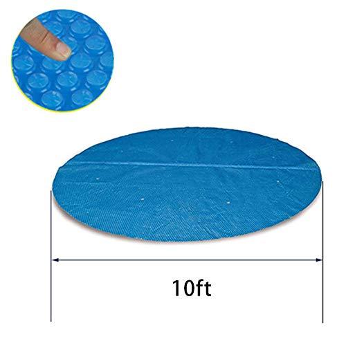 Dinah - Protector solar redondo para piscina, redonda., 3,05 m