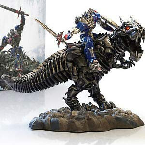 Transformers 4 Age of Extinction Figurine Optimus Prime Grimlock Limited Edition
