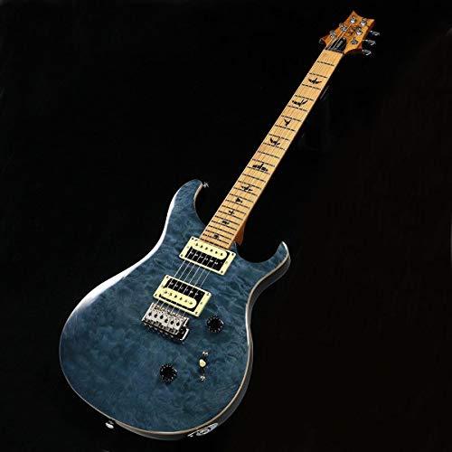 PRS SE Custom 24 Roasted Maple Limited Whale Blue
