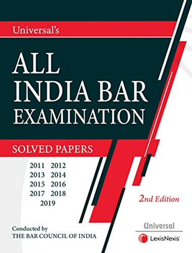 Guide to All India Bar Examination Solved Papers - 2nd Edition