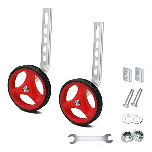 Weekend&Lifecan Bike Training Wheels, hilfsräder für kinderfahrrad, Stützräder für Kinder,Fahrrad Stützräder, Fahrrad Stützräder, Bike Training Räder