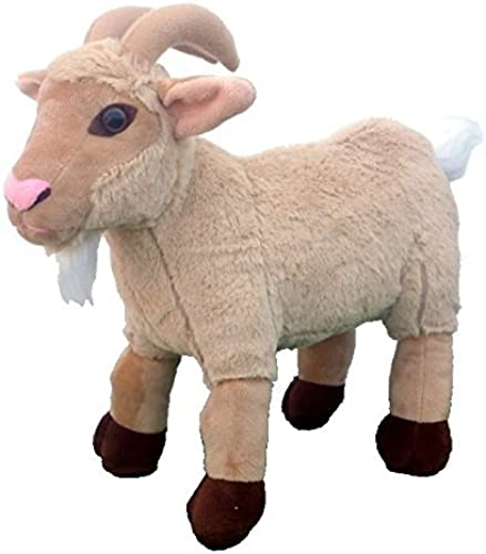 15 Billy Goat Plush Stuffed Animal Toy by AD