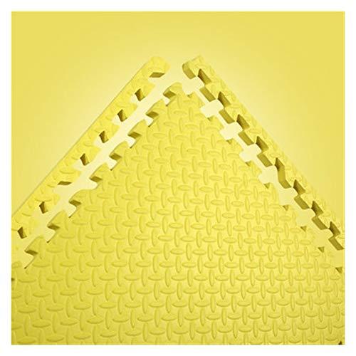 ALGWXQ Alfombrillas de Espuma Diseño Grueso Impermeable Suelo de Goma para Bebes Usado para Gimnasio, Cuarto del Bebé, Patio Interior, 2,5 Cm de Grosor, Variedad de Estilos